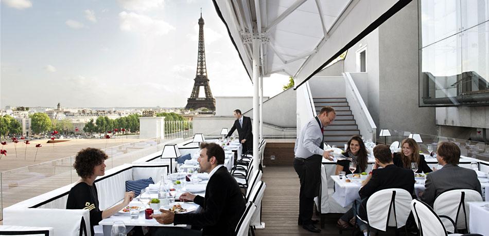 Restaurants Avec Terrasse Paris  Ef Bf Bdme